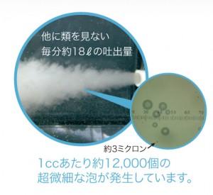 MB噴射+ミクロ写真